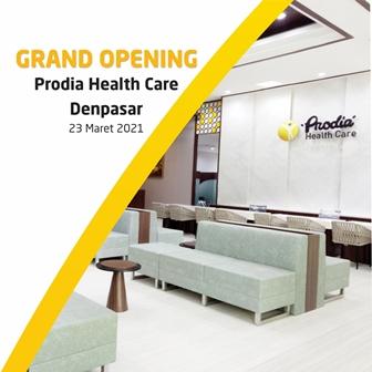 230321 GRAND OPENING PRODIA HEALTH CARE DENPASAR