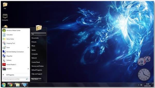 tema Yinean 2012 windows 7