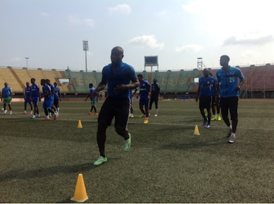 Nigeria football news, Dolphins Resume Preparation For CAF Con Fed Cup