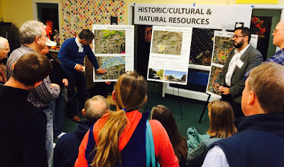 Historical/Cultural & Natural Resources, Downtown Visioning Public Meeting, 10-2015