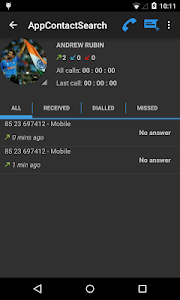 App Dialer-Contact Dial Search v1.0.5