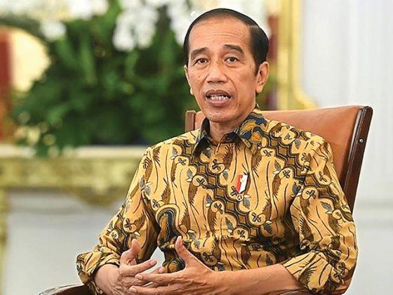 Jokowi: Hoaks dan Kejahatan Digital Ancam Persatuan dan Kesatuan RI