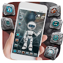 Cyber Robot Theme For S10 icon