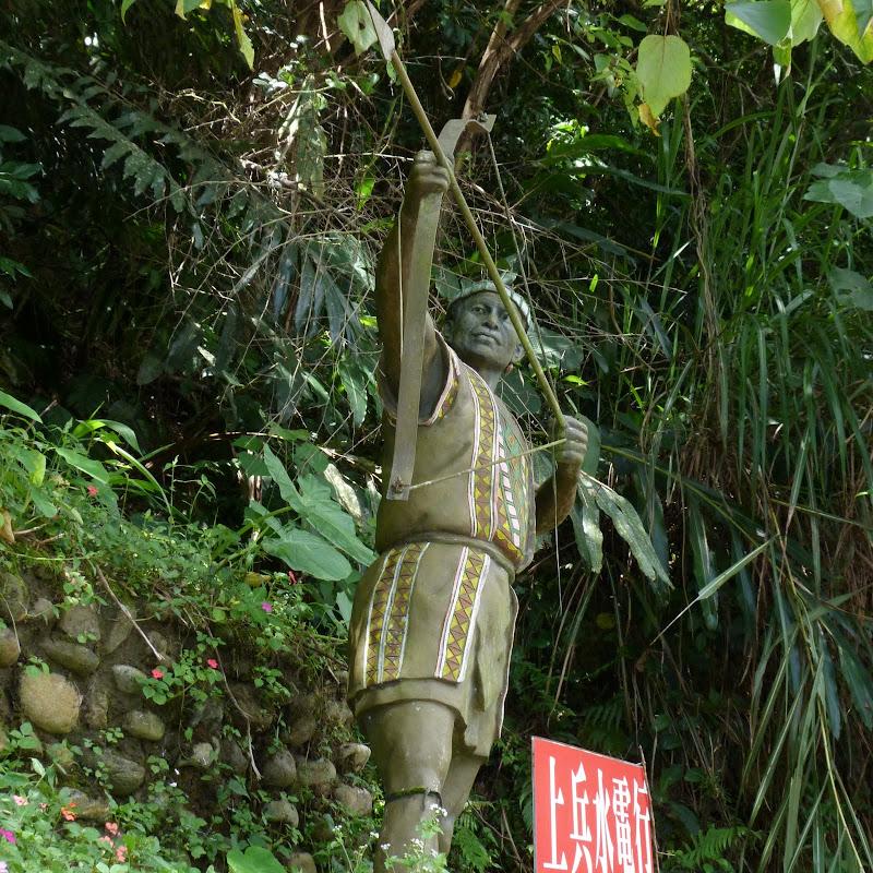 Puli  en passant , entre autres, par les villages de l ethnie Bunum de Loloko et Dili. J 10 - P1160864.JPG