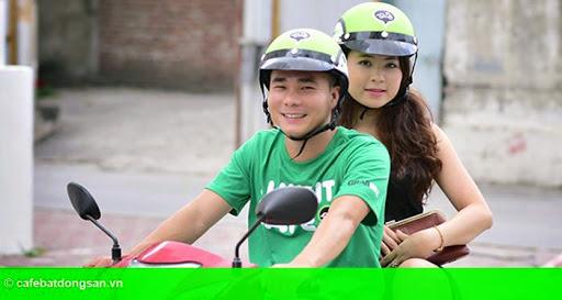 """Hình 1: Dịch vụ """"xe ôm"""" giá rẻ triển khai tại Hà Nội"""