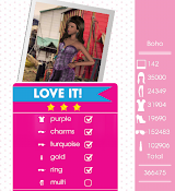 Teen Vogue Me Girl Level 60 - Gypsy Babe/Gypsy Rose - Ava - Love It! Three Stars