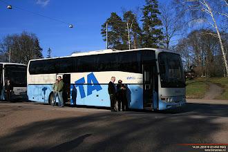 Photo: #5009: OIS-812 ved Sibeliusparken i Helsinki, 14.04.2008.