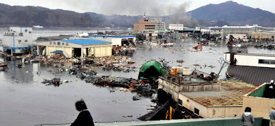 Tsunami Of 2011