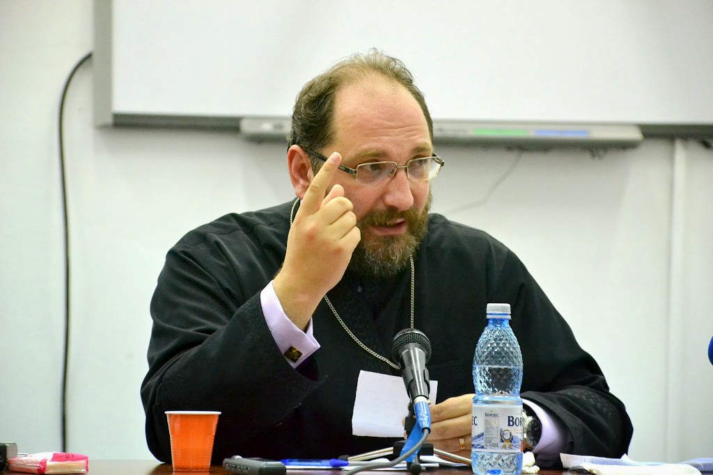 Pr. Constantin Necula despre tineri, FTOUB 117