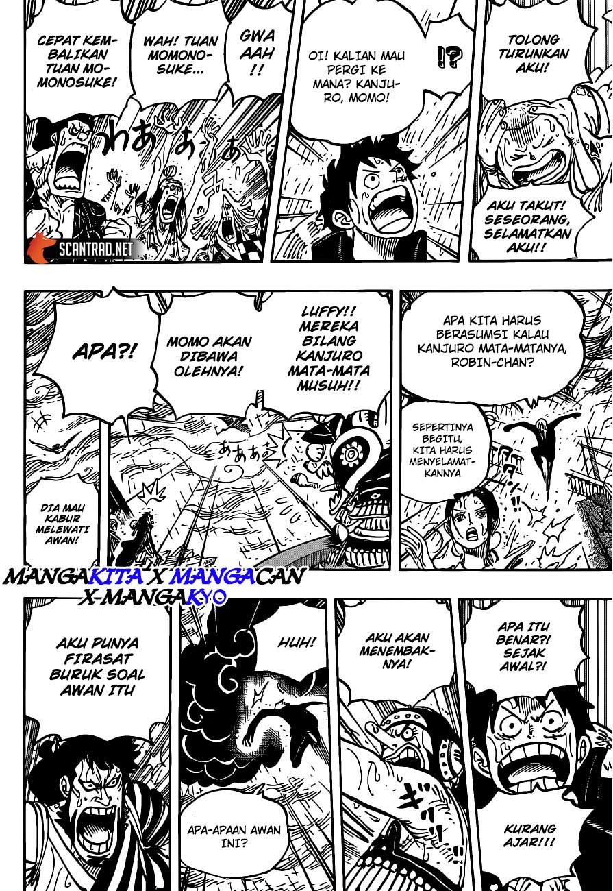 Baca Manga One Piece 979 Bahasa Indonesia : manga, piece, bahasa, indonesia, Komik, Piece, Manga
