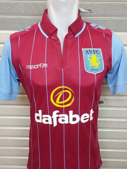 Jersey Aston Villa Home 2014-2015