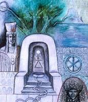 Goddess Tanit Image