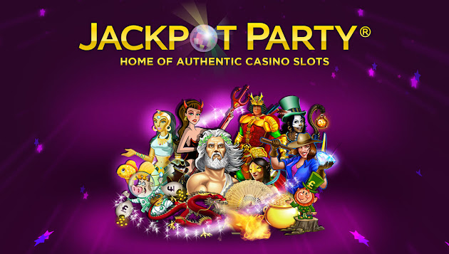 jackpot party casino online free slots book of ra