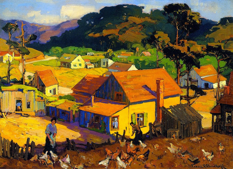 Franz Bischoff - Afternoon Idyl, Cambria