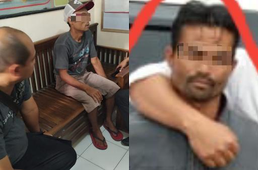Tim Buser Polres Sukabumi dan Polsek Cibadak Ringkus 2 Pelaku Pembunuhan di Cianjur dan Banten