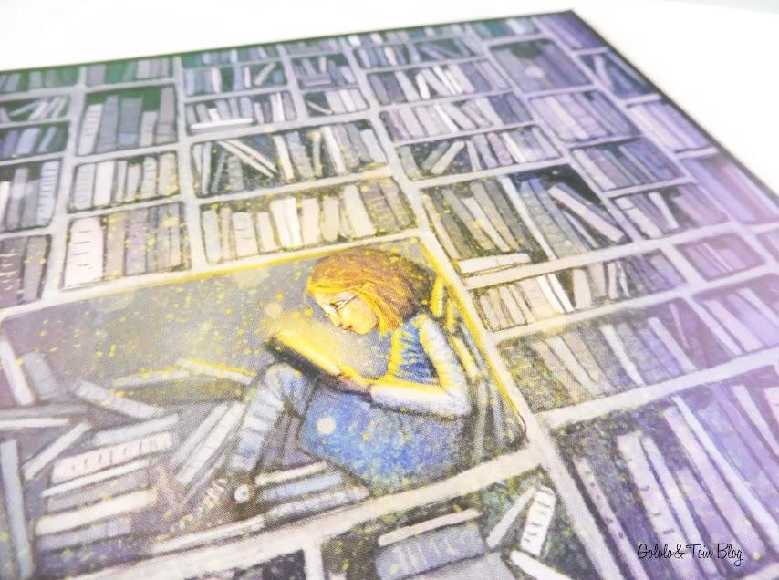 cuento La niña que salvó los libros de Penguin Random House