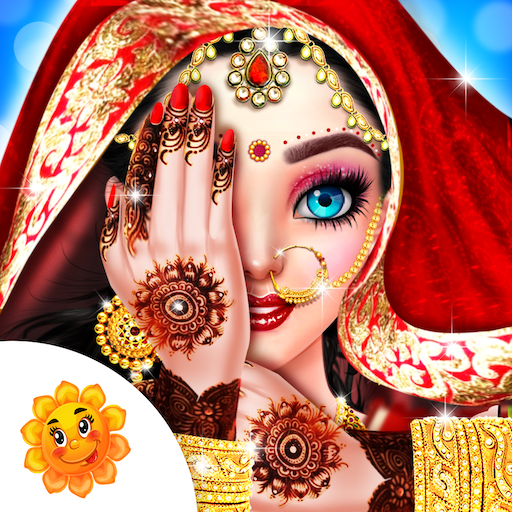 Royal Bridal Mehndi Designs Pedicure Manicure Spa (game)