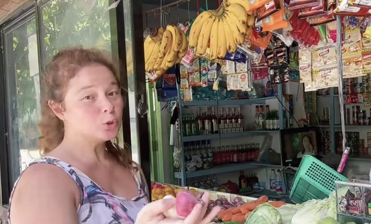 So Cute!, Pamimili ni Andi Eigenmann sa isang Sari-Sari Store kinaaliwan ng netizens