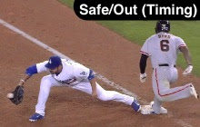 Safe or Out (Timing)
