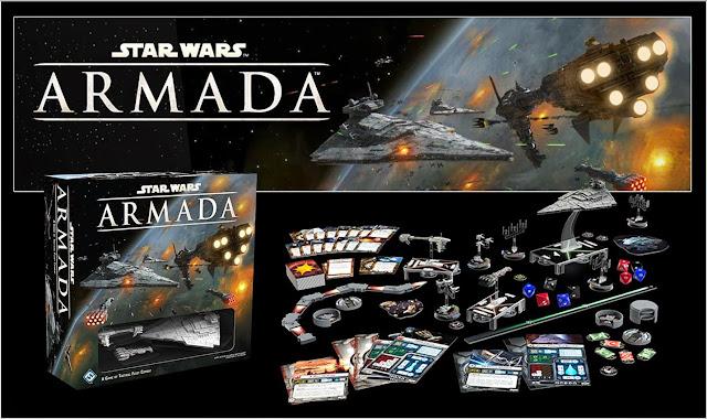 Star Wars Armada caja
