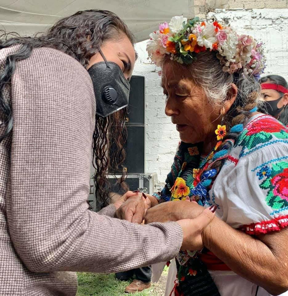 ✅Buscan fortalecer el conocimiento y saberes de los pueblos indígenas