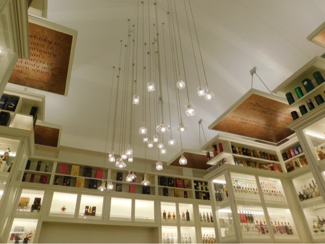 A visit to the Diageo Archives and Liquid Library