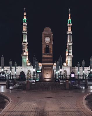 Foto Masjid Nabawi Umroh 2021