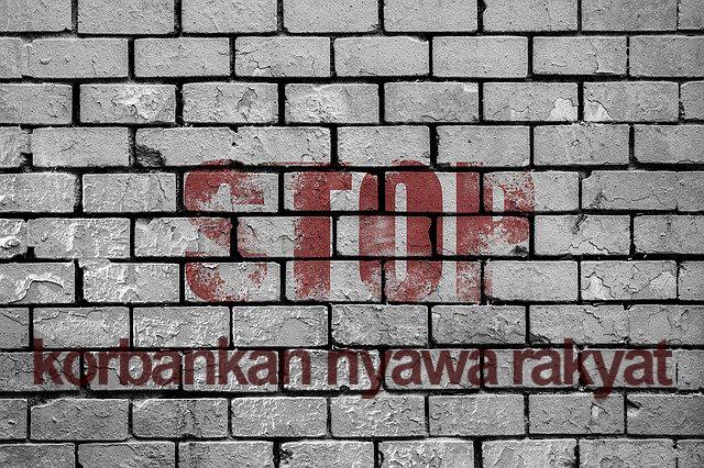 STOP Korbankan Nyawa Rakyat!