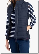 Joules Padded Funnel Neck Gilet