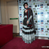 WWW.ENTSIMAGES.COM -  Urmila Matondkar  at The Manish Malhotra Gala Fundraiser in Aid of The Angeli Foundation at Grosvenor House, Park Lane, London February 23rd 2013                                                       Photo Mobis Photos/OIC 0203 174 1069