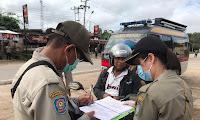 25 Warga Terjaring Saat Operasi Yustisi di Simpang Kantor Bupati Sekadau
