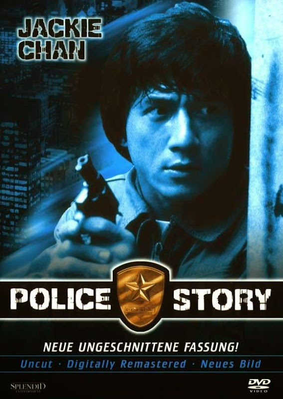 Poster Of Police Story (1985) Full Movie Hindi Dubbed Free Download Watch Online At Alldownloads4u.Com