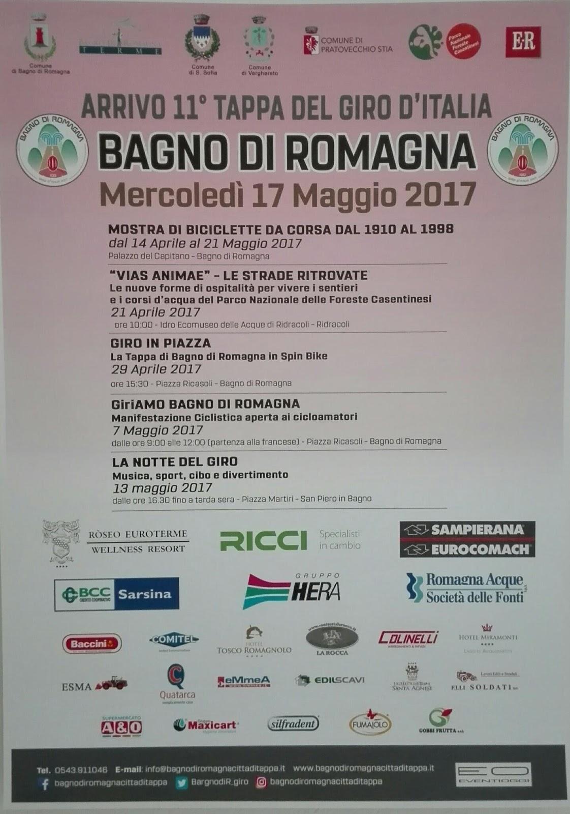 Linea gotica bagno di romagna gli eventi del giro - Eventi bagno di romagna ...
