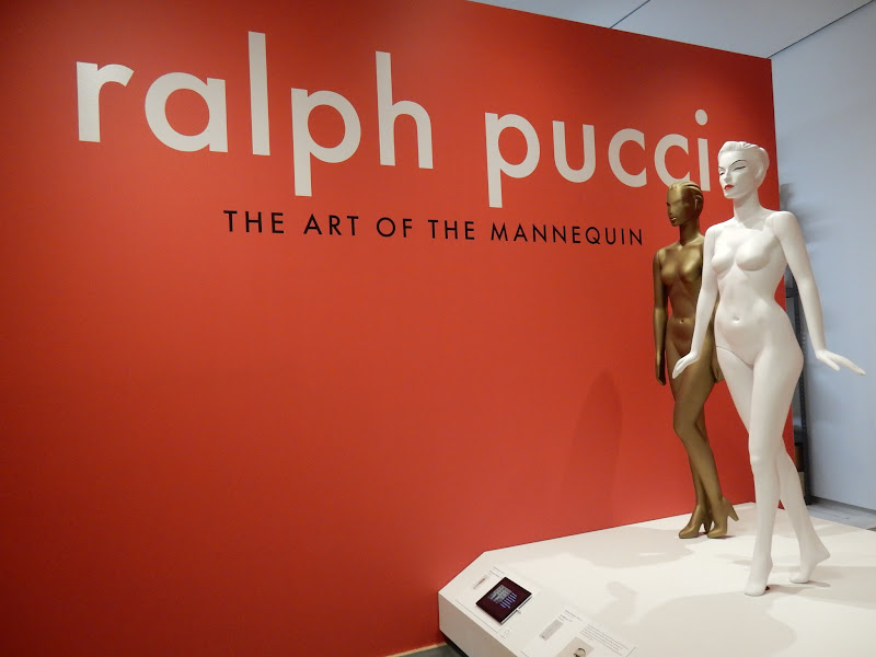 "Ralph Pucci y ""The art of the mannequin"""