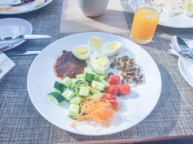 Hilton Garden Inn Puchong Breakfast Buffet
