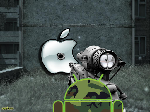 Apple of my eye alt. Android wallpaper by eyebeam