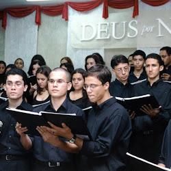 """Cantata """"Deus por Nós"""" (2002)"""