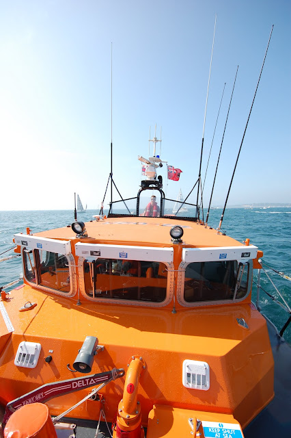 Poole's Tyne class lifeboat 'City of Sheffield'