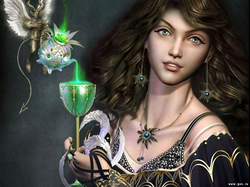 Pretty Magian Eyes, Sorceress 2