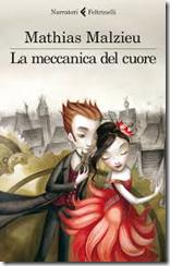 La Meccanica del Cuore - copertina - Mathias Malzieu - libro