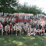 2011 Firelands Summer Camp