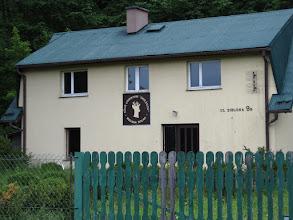 Photo: 03.Budynek Koła łowieckiego nad Mszanką.
