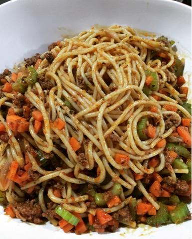 Spaghetti Goreng Pedas Yang Sesuai Untuk Tekak Melayu Wanita Ini Kongsi Resepinya Daily Makan