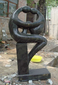Exterior, Female, Figure, Interior, Statue