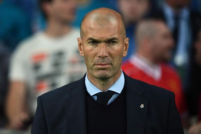 Real Madrid Reveal The Manager To Replace Zidane (See Him)
