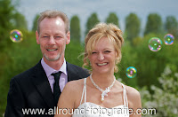 Bruidsreportage (Trouwfotograaf) - Foto van bruidspaar - 014