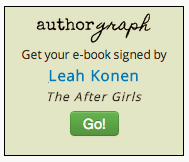 Get a free Authorgraph from Leah Konen