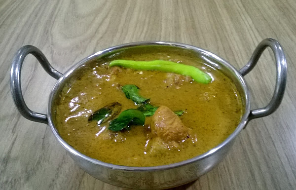 Kongunad Chicken Curry Recipe