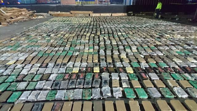 Red traficaba 2,500 kilos de cocaína a la semana a Puerto Rico, EEUU y Europa