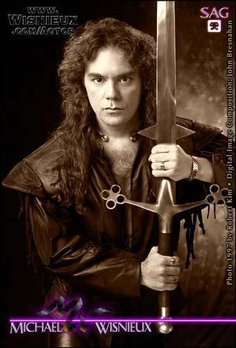 Michael Wisnieux Have The Spirit Of A Celtic Warrior, Michael Wisnieux